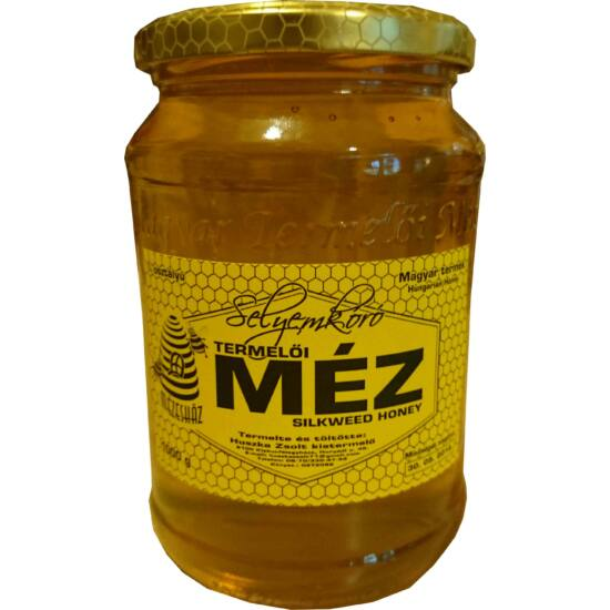 Termelői méz Selyemkóró 1kg