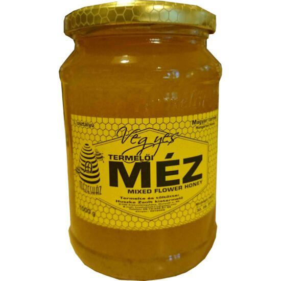 Termelői méz Vegyes 1kg