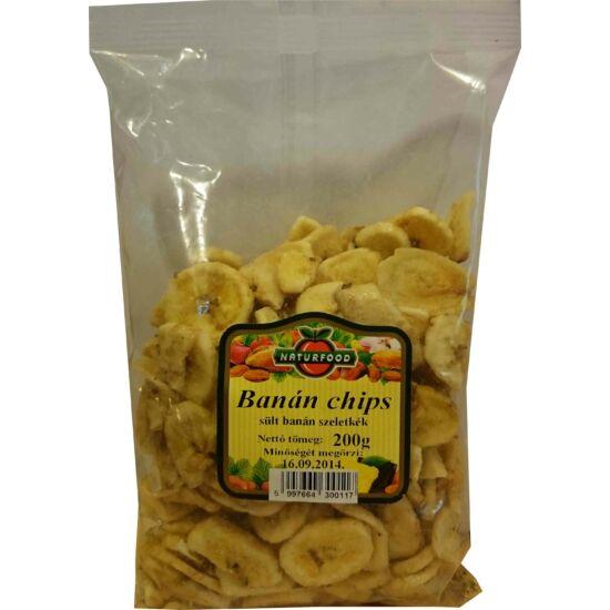 Banán chips 200g