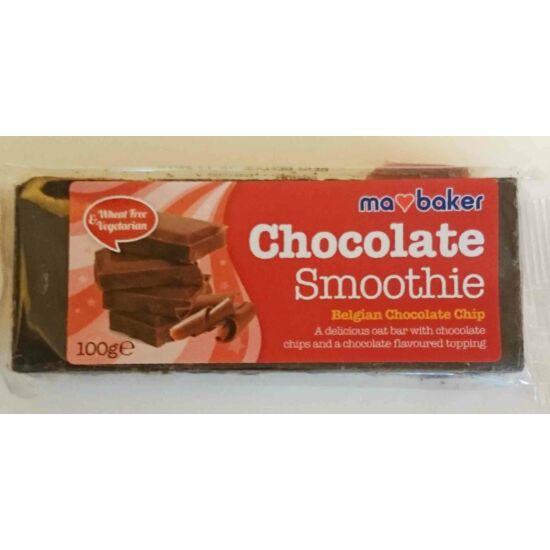 Belga szelet csokoládé darabokkal 100g