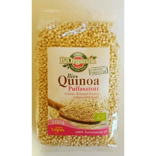 Bio Quinoa puffasztott 100g