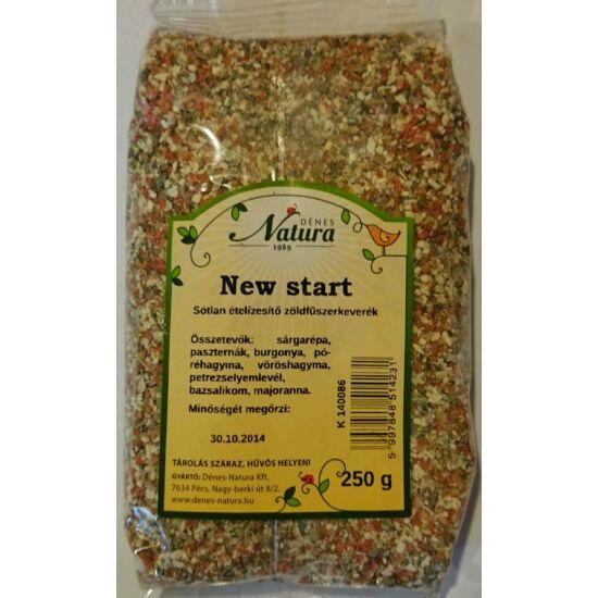New start, sótlan ételízesítő zöldfűszerkeverék 250g