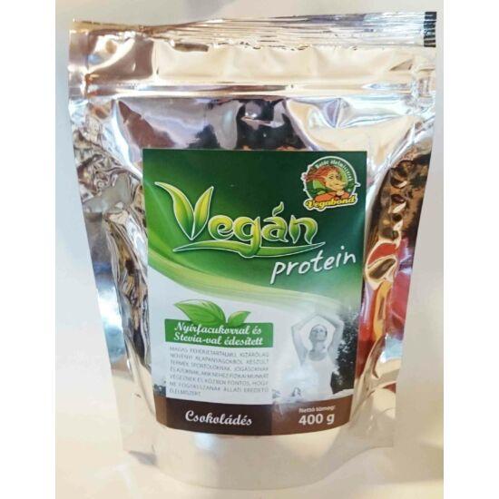 Vegán fehérje por csokoládé ízesítés 400g