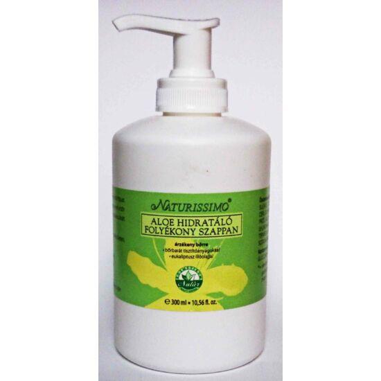 Aloe hidratáló folyékony szappan 300 ml