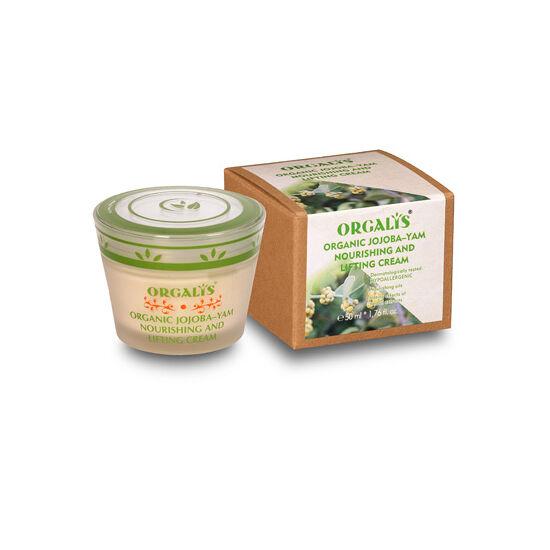 Bio jojoba-yam arckrém 50 ml