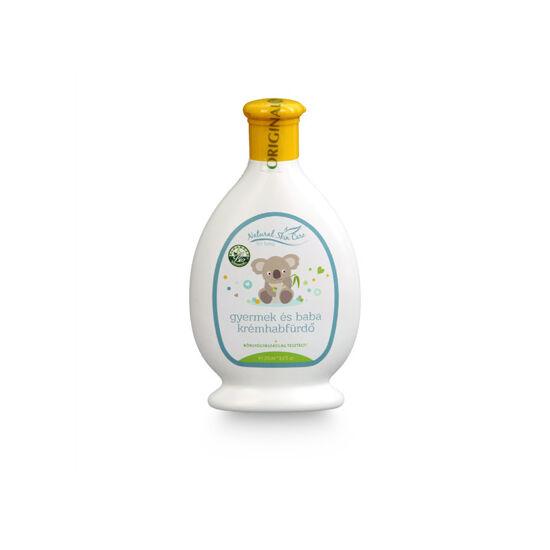 Gyermek és baba krémhabfürdő 250 ml