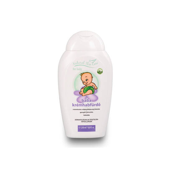Herbal baba krémhabfürdő 250 ml