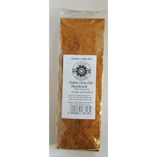 Madras Curry erős fűszerkeverék 40g