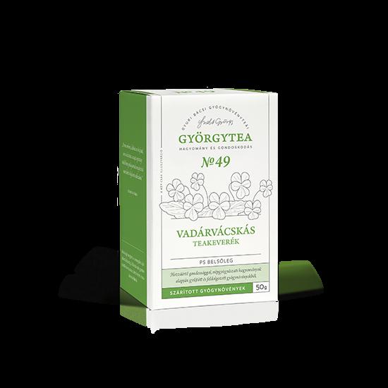 Vadárvácskás teakeverék 50g (PS belsőleg)