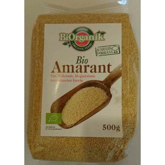 Bio Amaránt mag 500g