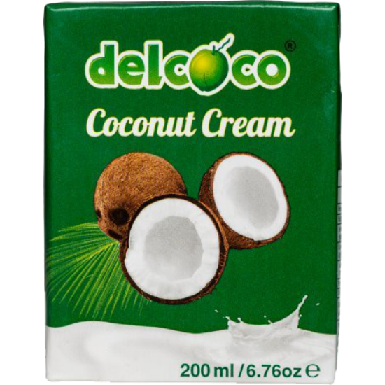 Delcoco Kókuszkrém 200ml