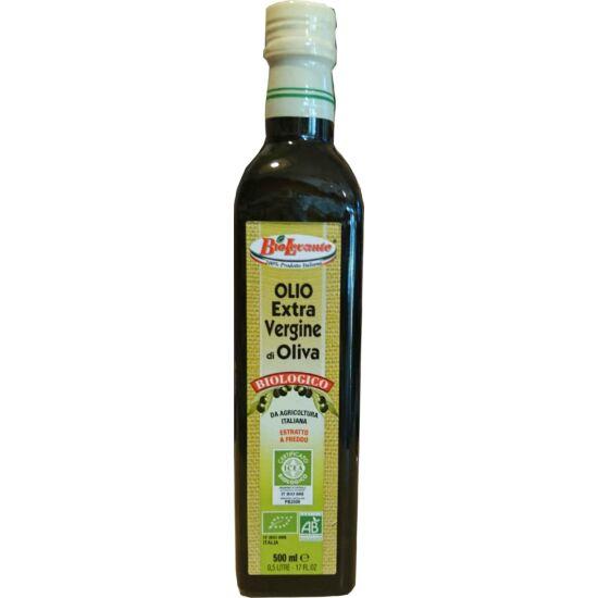 Bio Extraszűz olivaolaj 500ml