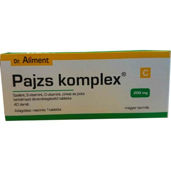 Dr. Aliment Pajzs komplex (40)