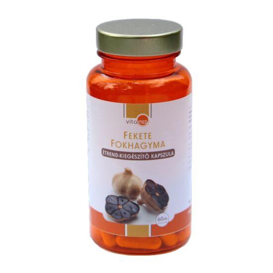 Fekete fokhagyma étrend-kiegészítő kapszula 60db
