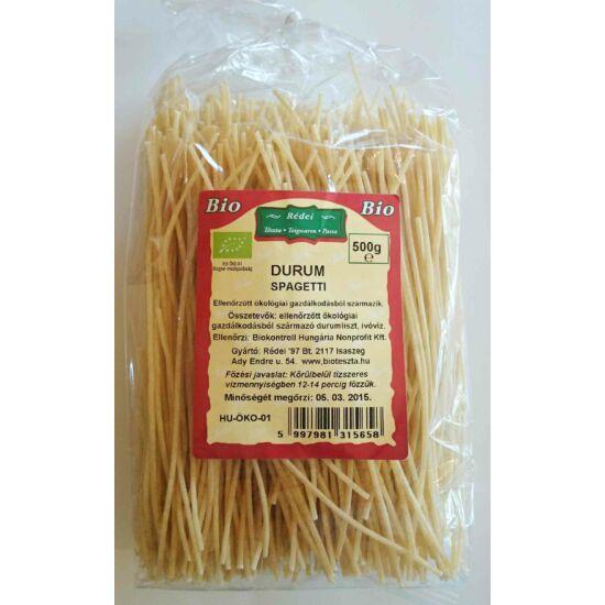 Rédei Durum fehér spagetti 500g