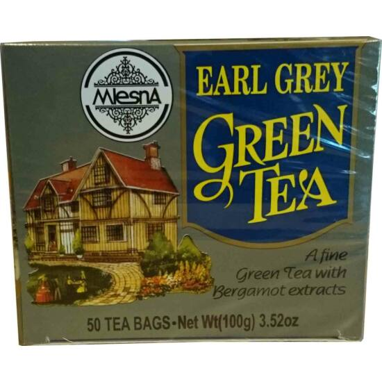 Earl Grey Green tea (50)
