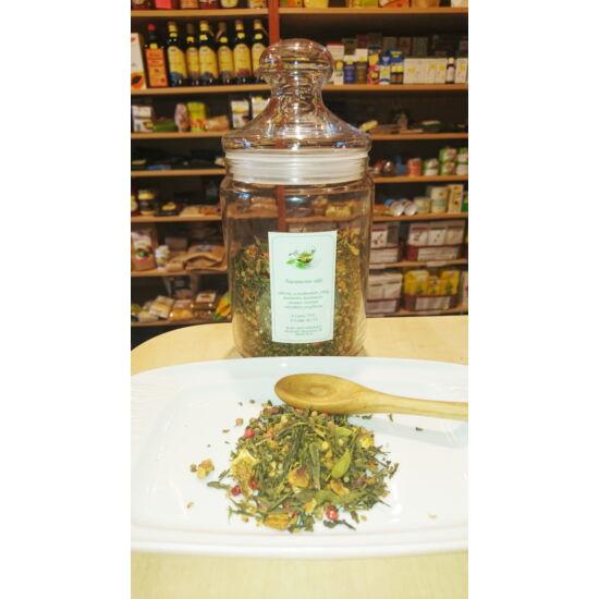 Narancsos süti 100g (zöld tea)