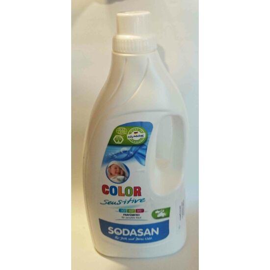 Bio folyékony mosószer Sensitive érzékeny bőrűeknek és babáknak 1,5L