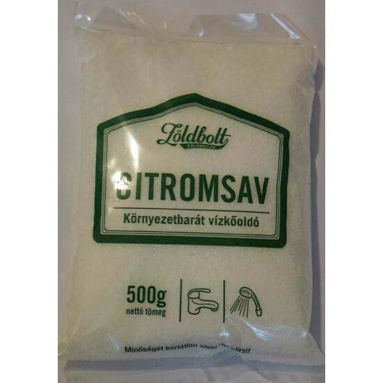 Citromsav 500g