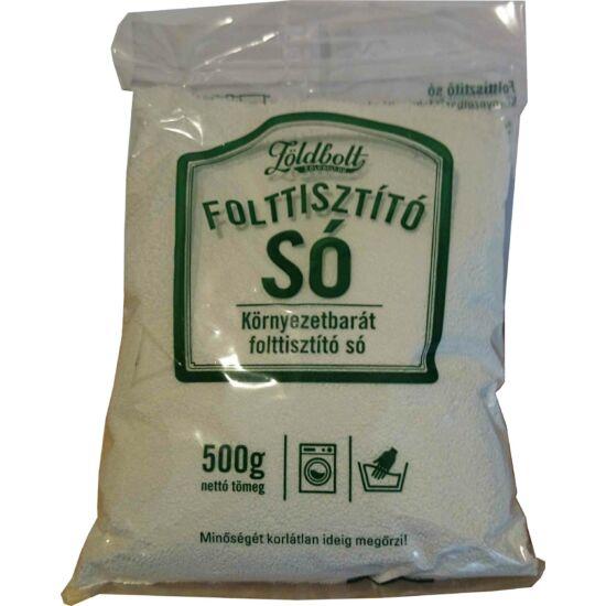 Folttisztító só 500g