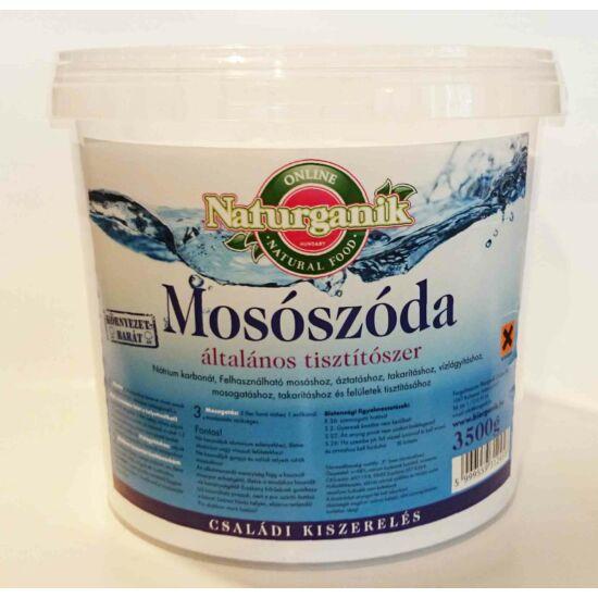 Mosószóda általános tisztítószer 3,5kg