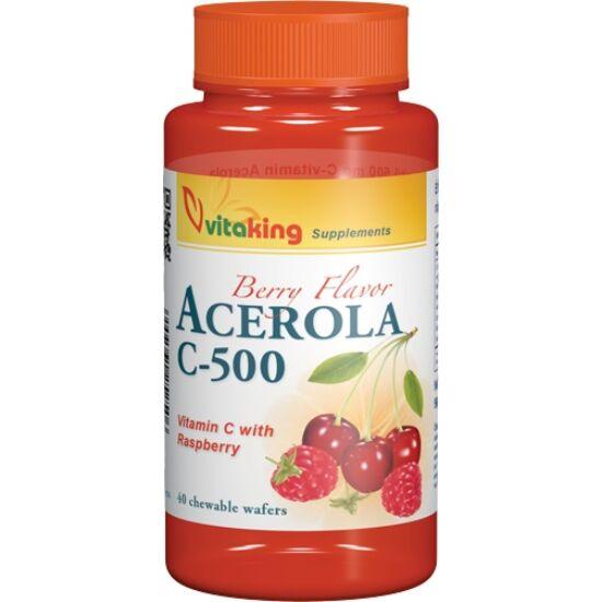 Acerola C-500 rágótabletta (40)